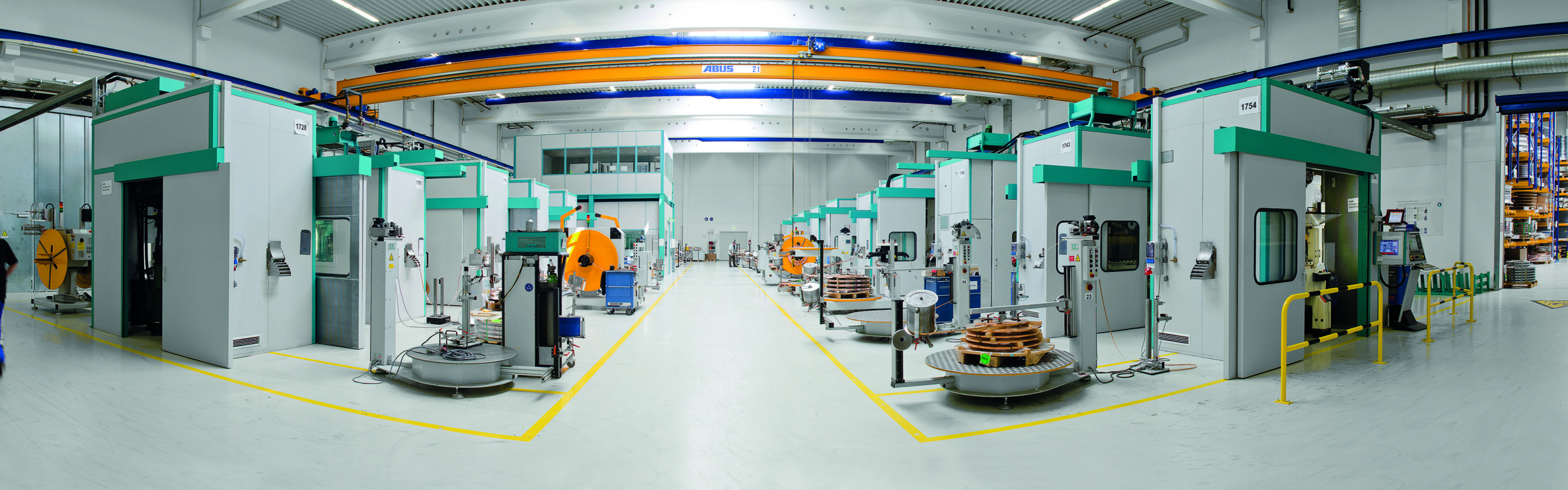 The key for transparency and efficiency in manufacturing.